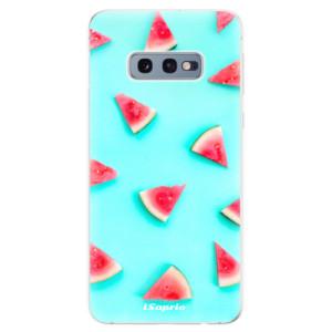 Silikonové odolné pouzdro iSaprio Melounky 10 na mobil Samsung Galaxy S10e