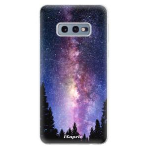 Silikonové odolné pouzdro iSaprio Mléčná Dráha 11 na mobil Samsung Galaxy S10e