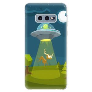 Silikonové odolné pouzdro iSaprio Ufouni 01 na mobil Samsung Galaxy S10e