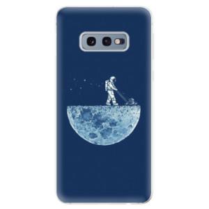 Silikonové odolné pouzdro iSaprio Měsíc 01 na mobil Samsung Galaxy S10e