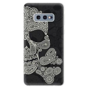 Silikonové odolné pouzdro iSaprio Skeleton M na mobil Samsung Galaxy S10e