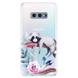 Silikonové odolné pouzdro iSaprio Línej Den na mobil Samsung Galaxy S10e