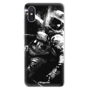 Silikonové odolné pouzdro iSaprio Astronaut 02 na mobil Xiaomi Mi 8 Pro