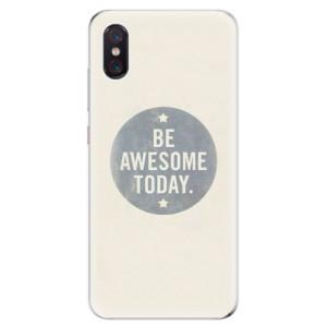 Silikonové odolné pouzdro iSaprio Awesome 02 na mobil Xiaomi Mi 8 Pro