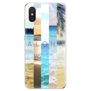 Silikonové odolné pouzdro iSaprio Aloha 02 na mobil Xiaomi Mi 8 Pro