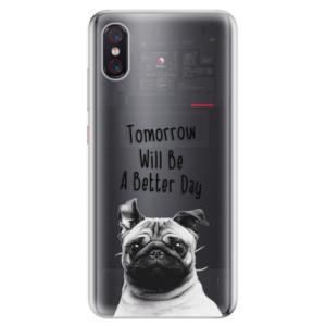 Silikonové odolné pouzdro iSaprio Better Day 01 na mobil Xiaomi Mi 8 Pro