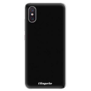 Silikonové odolné pouzdro iSaprio 4Pure černé na mobil Xiaomi Mi 8 Pro