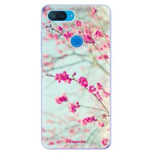 Silikonové odolné pouzdro iSaprio Blossom 01 na mobil Xiaomi Mi 8 Lite