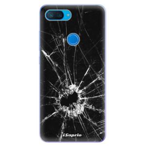 Silikonové odolné pouzdro iSaprio Broken Glass 10 na mobil Xiaomi Mi 8 Lite