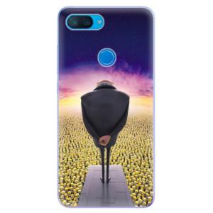 Silikonové odolné pouzdro iSaprio Gru na mobil Xiaomi Mi 8 Lite