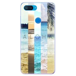 Silikonové odolné pouzdro iSaprio Aloha 02 na mobil Xiaomi Mi 8 Lite