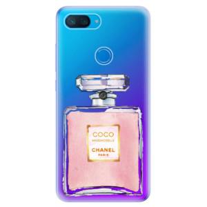 Silikonové odolné pouzdro iSaprio Chanel Rose na mobil Xiaomi Mi 8 Lite