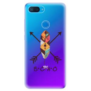 Silikonové odolné pouzdro iSaprio BOHO na mobil Xiaomi Mi 8 Lite
