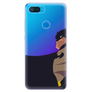 Silikonové odolné pouzdro iSaprio BaT Komiks na mobil Xiaomi Mi 8 Lite
