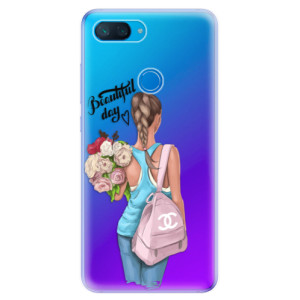 Silikonové odolné pouzdro iSaprio Beautiful Day na mobil Xiaomi Mi 8 Lite