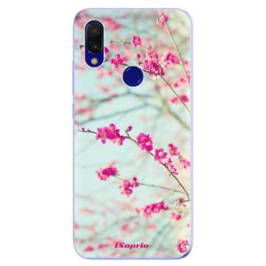 Silikonové odolné pouzdro iSaprio Blossom 01 na mobil Xiaomi Redmi 7