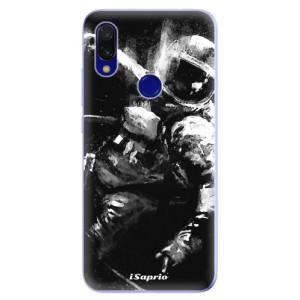 Silikonové odolné pouzdro iSaprio Astronaut 02 na mobil Xiaomi Redmi 7