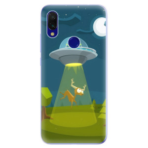 Silikonové odolné pouzdro iSaprio Ufouni 01 na mobil Xiaomi Redmi 7
