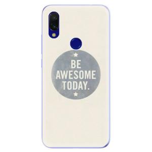 Silikonové odolné pouzdro iSaprio Awesome 02 na mobil Xiaomi Redmi 7