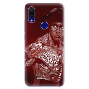 Silikonové odolné pouzdro iSaprio Bruce Lee na mobil Xiaomi Redmi 7