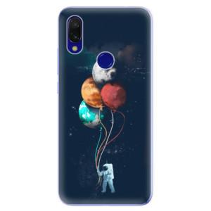 Silikonové odolné pouzdro iSaprio Balónky 02 na mobil Xiaomi Redmi 7