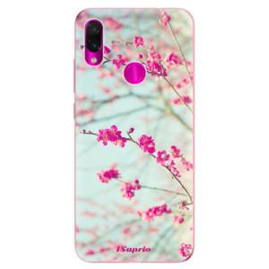 Silikonové odolné pouzdro iSaprio Blossom 01 na mobil Xiaomi Redmi Note 7