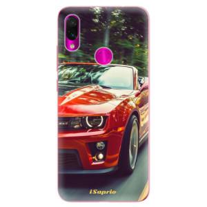 Silikonové odolné pouzdro iSaprio Chevrolet 02 na mobil Xiaomi Redmi Note 7