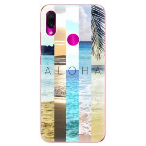 Silikonové odolné pouzdro iSaprio Aloha 02 na mobil Xiaomi Redmi Note 7