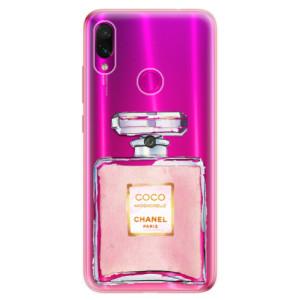 Silikonové odolné pouzdro iSaprio Chanel Rose na mobil Xiaomi Redmi Note 7