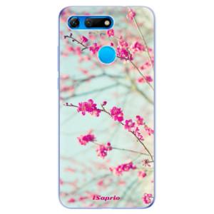Silikonové odolné pouzdro iSaprio Blossom 01 na mobil Honor View 20