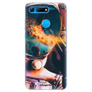 Silikonové odolné pouzdro iSaprio Astronaut 01 na mobil Honor View 20