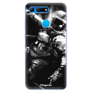 Silikonové odolné pouzdro iSaprio Astronaut 02 na mobil Honor View 20