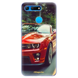Silikonové odolné pouzdro iSaprio Chevrolet 02 na mobil Honor View 20