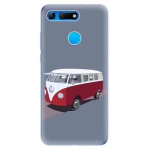Silikonové odolné pouzdro iSaprio VW Bus na mobil Honor View 20