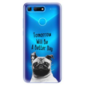 Silikonové odolné pouzdro iSaprio Better Day 01 na mobil Honor View 20