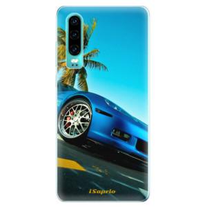 Silikonové odolné pouzdro iSaprio Kára 10 na mobil Huawei P30