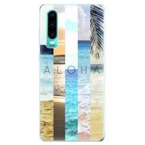 Silikonové odolné pouzdro iSaprio Aloha 02 na mobil Huawei P30