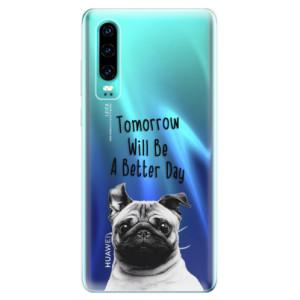 Silikonové odolné pouzdro iSaprio Better Day 01 na mobil Huawei P30