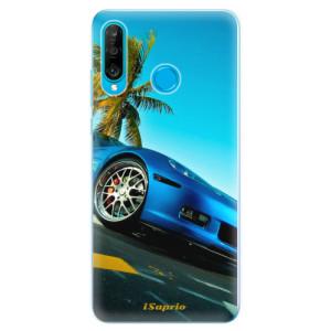 Silikonové odolné pouzdro iSaprio Kára 10 na mobil Huawei P30 Lite