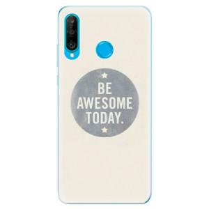 Silikonové odolné pouzdro iSaprio Awesome 02 na mobil Huawei P30 Lite