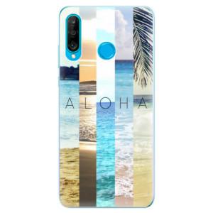 Silikonové odolné pouzdro iSaprio Aloha 02 na mobil Huawei P30 Lite