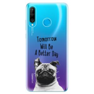 Silikonové odolné pouzdro iSaprio Better Day 01 na mobil Huawei P30 Lite