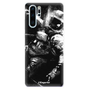Silikonové odolné pouzdro iSaprio Astronaut 02 na mobil Huawei P30 Pro