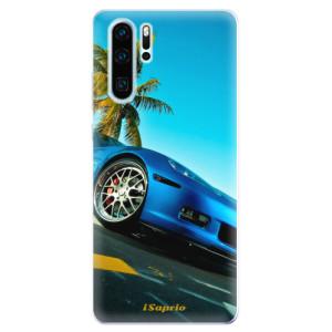 Silikonové odolné pouzdro iSaprio Kára 10 na mobil Huawei P30 Pro