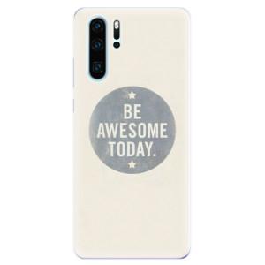 Silikonové odolné pouzdro iSaprio Awesome 02 na mobil Huawei P30 Pro