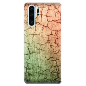 Silikonové odolné pouzdro iSaprio Rozpraskaná Zeď 01 na mobil Huawei P30 Pro