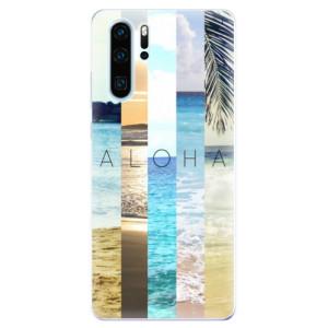 Silikonové odolné pouzdro iSaprio Aloha 02 na mobil Huawei P30 Pro