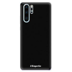 Silikonové odolné pouzdro iSaprio 4Pure černé na mobil Huawei P30 Pro