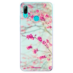 Silikonové odolné pouzdro iSaprio Blossom 01 na mobil Huawei P Smart 2019