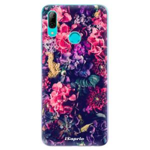 Silikonové odolné pouzdro iSaprio Květy v Kontrastu 10 na mobil Huawei P Smart 2019